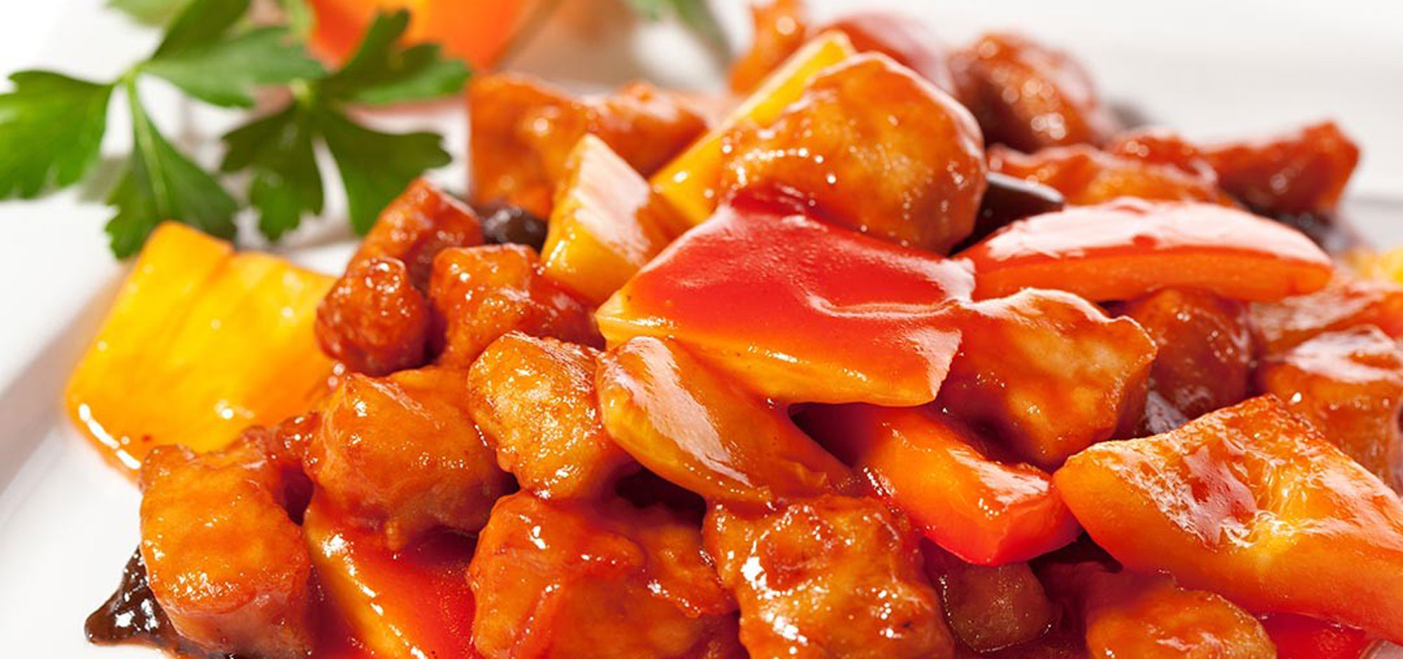 Sweet & Sour dish